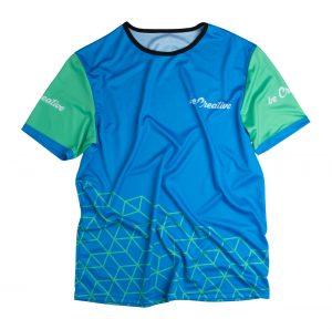 CreaSport egyediesíthető short póló