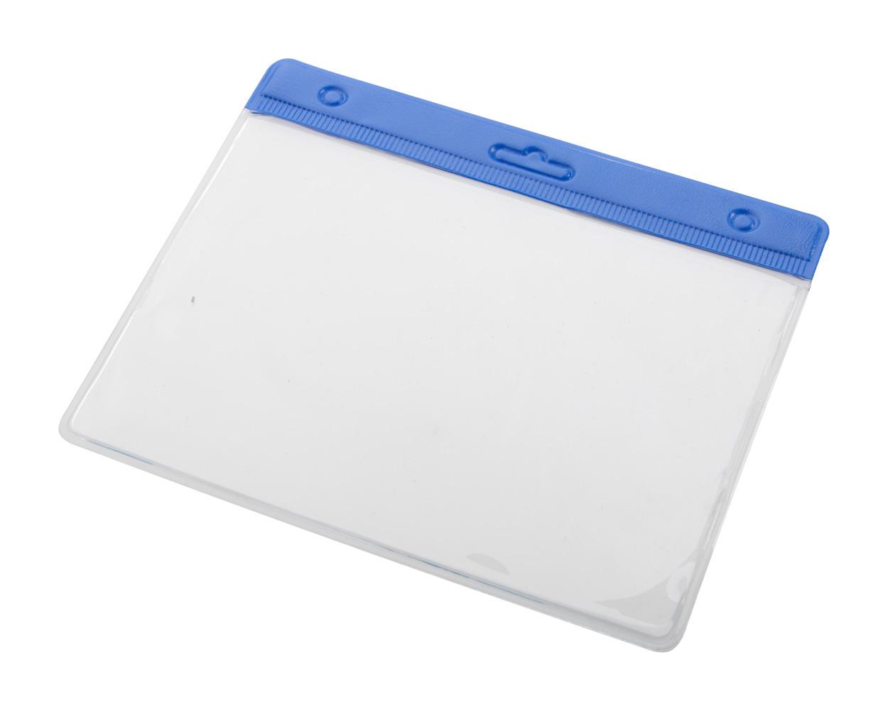 kék Alter névjegykártyatartó tok