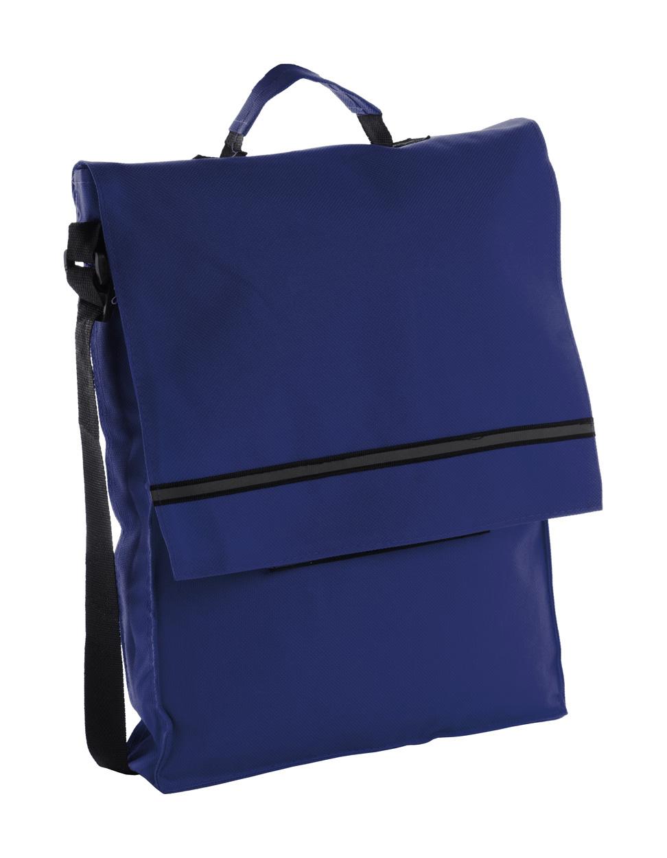 kék Milan irattartó táska 12860f4565