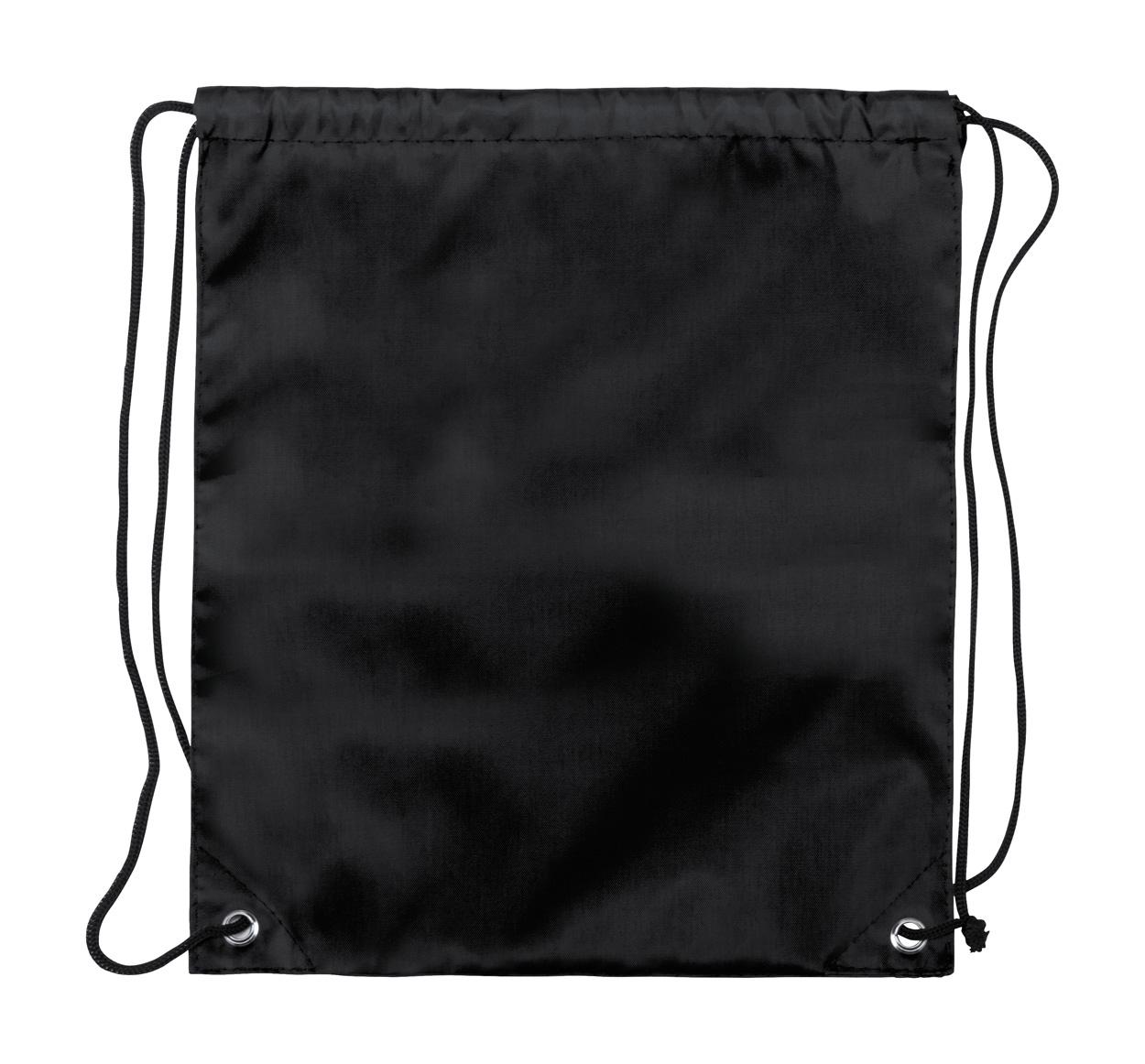 fekete Dinki hátizsák