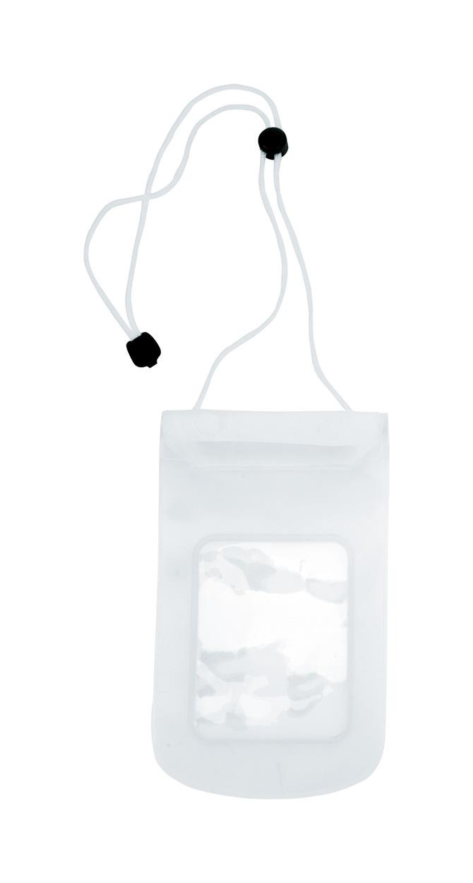 fehér Tamy vízálló mobiltelefon tok