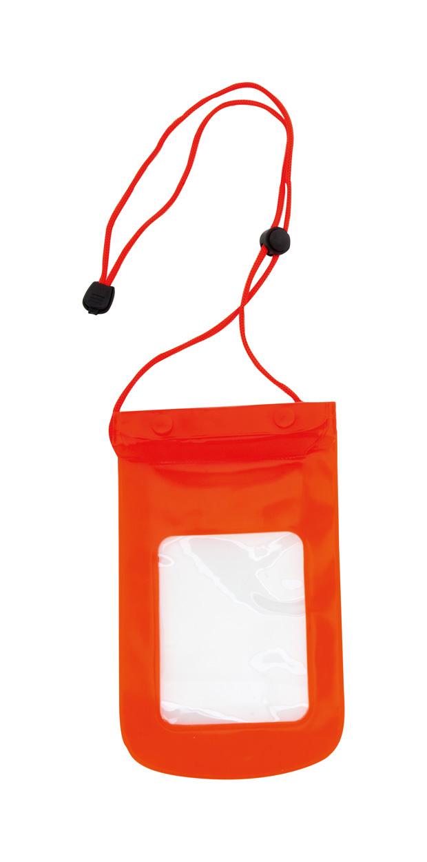 piros Tamy vízálló mobiltelefon tok