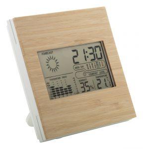 Boocast bambusz időjárás állomás